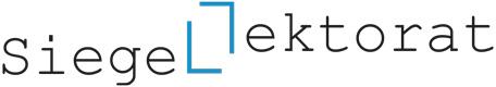 Siegel-Lektorat Logo